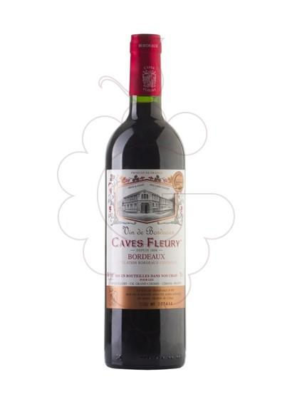 Foto Caves Fleury Tinto vino tinto