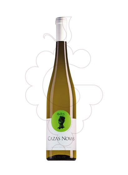 Foto Cazas Novas vino blanco
