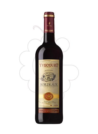 Foto Cellier Yvecourt Negre vino tinto