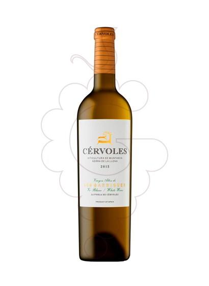 Foto Cérvoles Blanco vino blanco