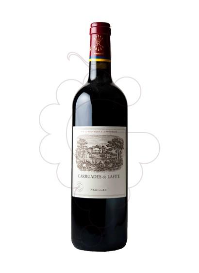 Foto Ch. Carruades de Lafite vino tinto