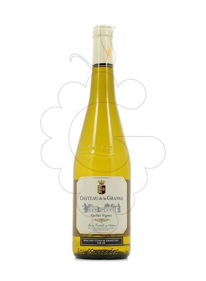 Foto Chateau de la Grange Muscadet Côtes de Grand Lieu vino blanco