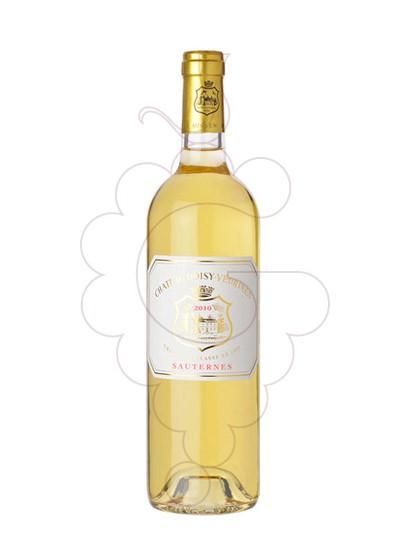 Foto Ch. Doisy-Vedrines  vino generoso
