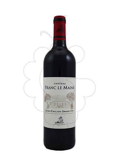 Foto Ch Franc Le Maine Saint Émilion Magnum vino tinto