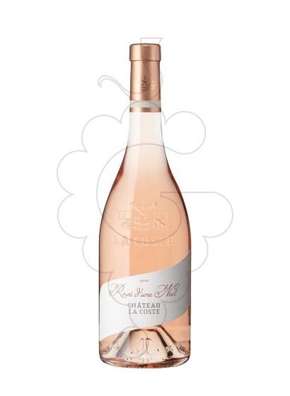 Foto Chateau la Coste Rosé d'une Nuit vino rosado