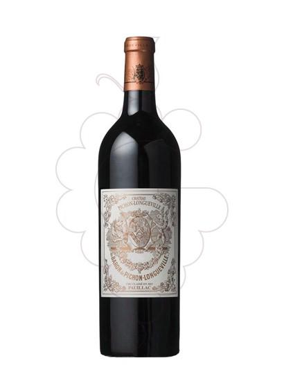 Foto Ch. Pichon Longueville  vino tinto