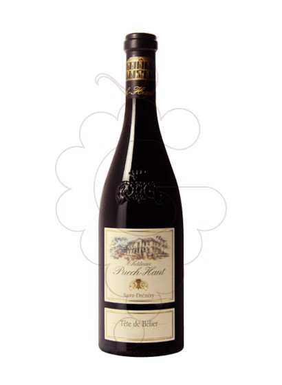 Foto Chateau Puech-Haut Tête de Bélier Tinto vino tinto