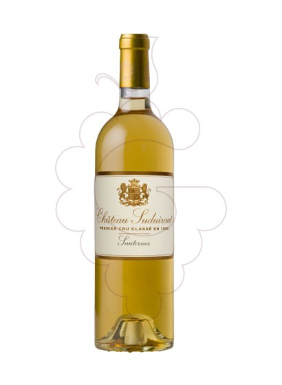 Foto Ch. Suduiraut vino generoso
