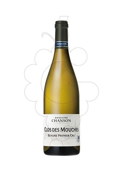 Foto Chanson Beaune 1er Cru Clos des Mouches Blanco vino blanco