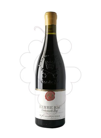 Foto Chapoutier Barbe Rac Chateneuf-du-Pape vino tinto