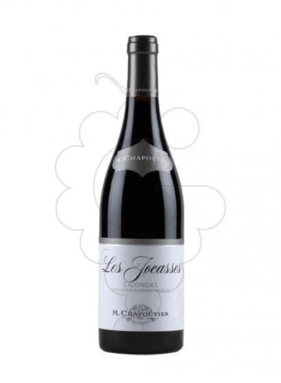 Foto Chapoutier Gigondas vino tinto