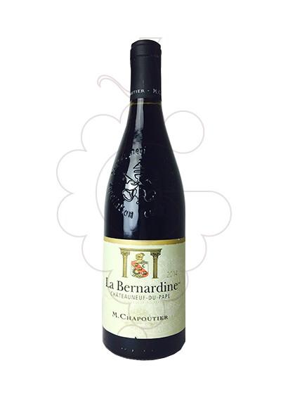 Foto Chapoutier La Bernardine  vino tinto