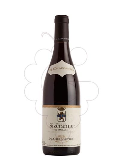 Foto Chapoutier Monier de la Sizeranne Hermitage vino tinto