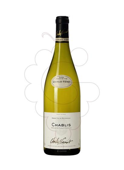Foto Charles Vienot Chablis vino blanco