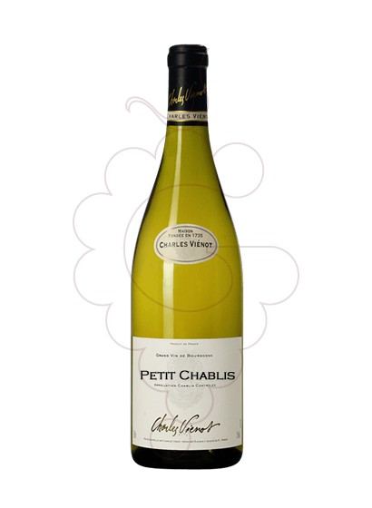 Foto Charles Vienot Petit Chablis vino blanco