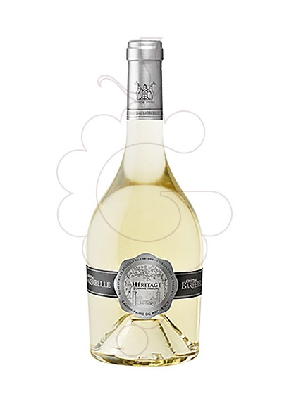 Foto Ch. Barbebelle Heritage Blanco vino blanco