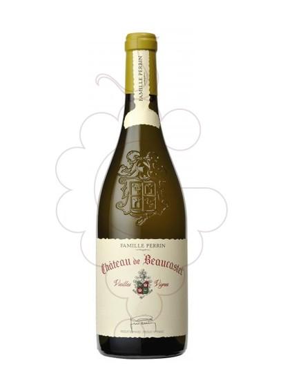 Foto Chateau Beaucastel Roussanne Vieilles Vignes vino blanco