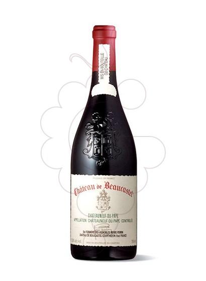 Foto Chateau de Beaucastel Magnum vino tinto