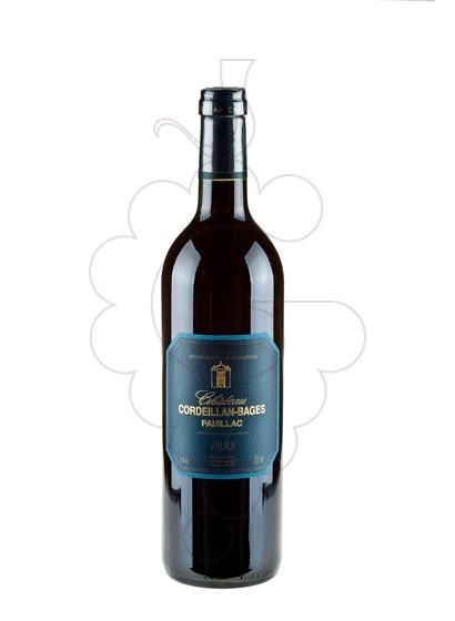 Foto Chateau Cordeillan-Bages vino tinto
