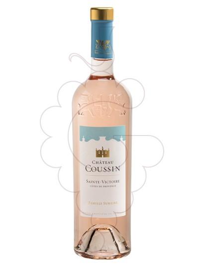 Foto Chateau Coussin Rosado vino rosado