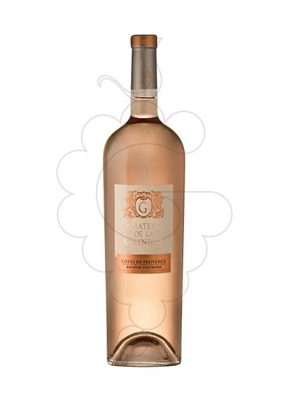 Foto Chateau de la galiniere rose vino rosado