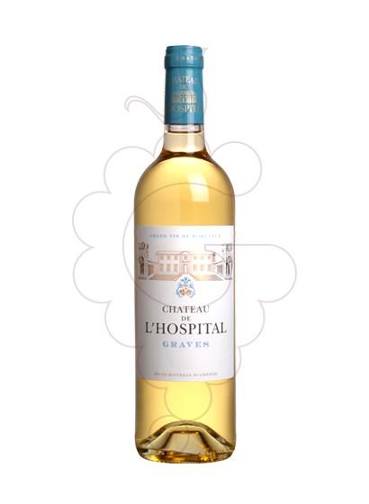 Foto Chateau de l'Hospital Blanco vino blanco