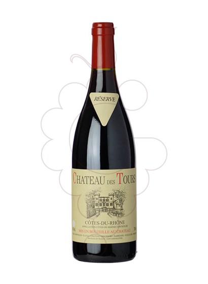 Foto Chateau des Tours vino tinto