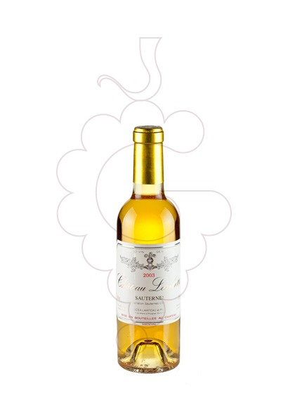 Foto Chateau Laribotte Sauternes vino generoso