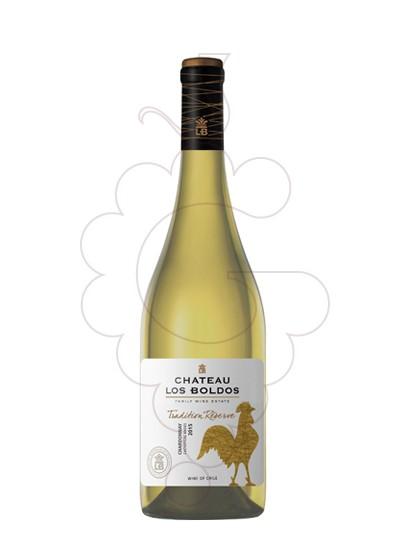 Foto Chateau los Boldos Chardonnay vino blanco
