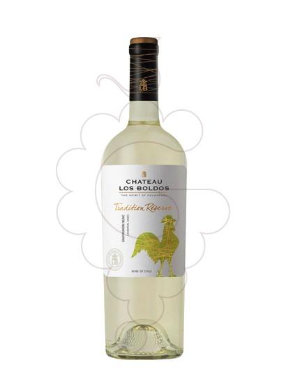 Foto Chateau los Boldos Sauvignon Blanc vino blanco