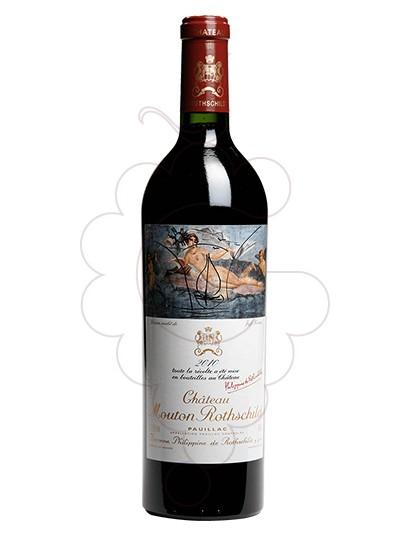 Foto Chateau Mouton Rothschild  vino tinto