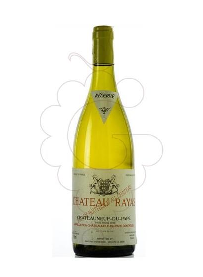 Foto Chateau Rayas Blanco vino blanco