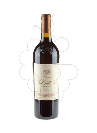 Foto Chateau Valandraud vino tinto