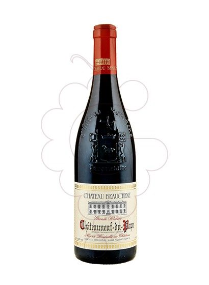 Foto Ch. Beauchêne Châteneuf-du-Pape Grande Réserve vino tinto