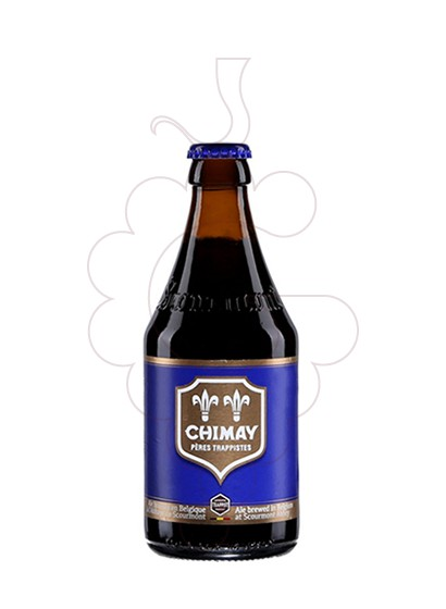 Foto Cerveza Chimay Blue Trappistes