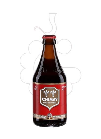 Foto Cerveza Chimay Roja