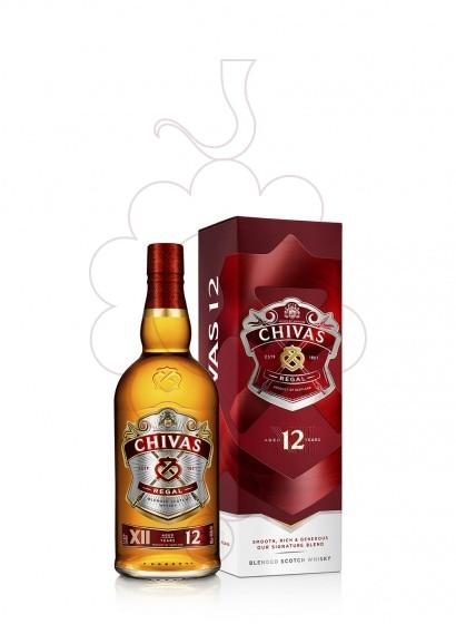 Foto Whisky Chivas 12 Años