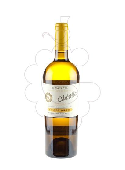 Foto Chivite Coleccion 125 Chardonnay vino blanco