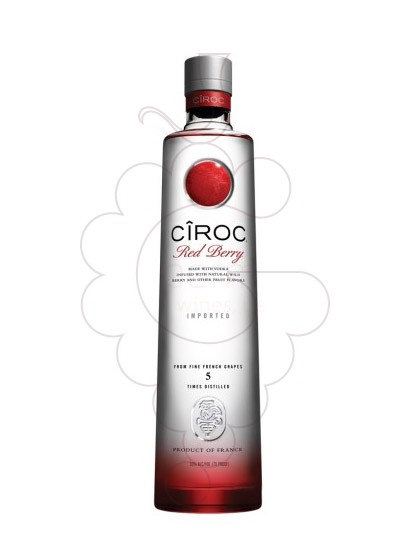 Foto Vodka Cîroc Red Berry