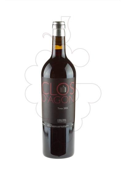 Foto Clos d'Agon Tinto vino tinto