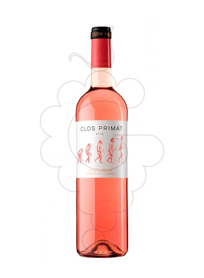 Foto Clos Primat Rosado vino rosado