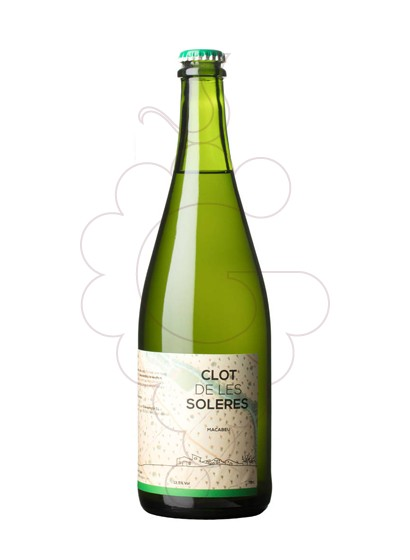 Foto Clot de les Soleres vino blanco
