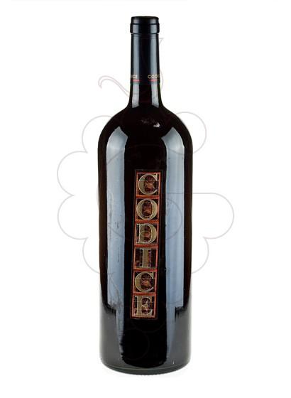 Foto Códice Magnum vino tinto