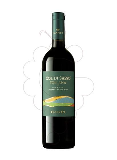 Foto Col di Sasso Banfi  vino tinto