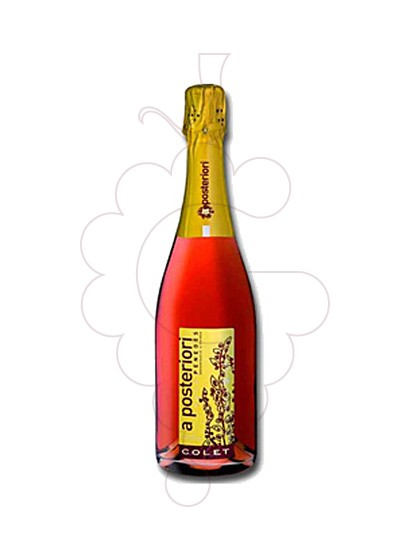 Foto Colet a Posteriori Rose Brut vino espumoso