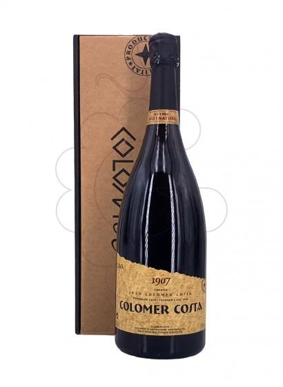 Foto Colomer Costa Brut Nature Magnum vino espumoso