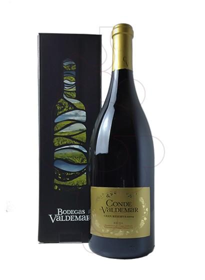 Foto Conde de Valdemar Gran Reserva Magnum vino tinto