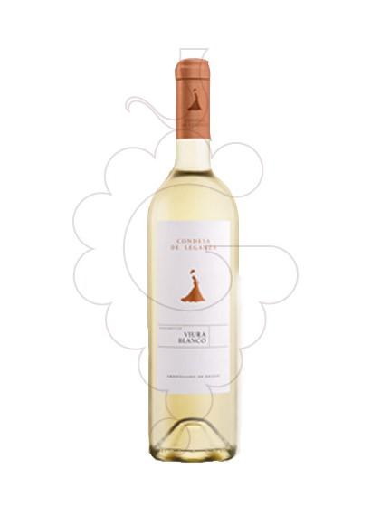 Foto Condesa de Leganza Blanc vino blanco