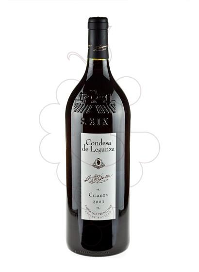 Foto Condesa de Leganza Tempranillo Magnum vino tinto