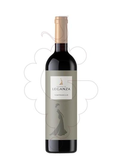 Foto Condesa de Leganza Crianza vino tinto